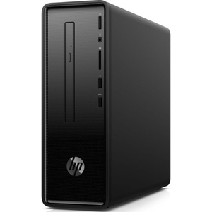 HP Slimline Desktop 290-p0008ng Pentium G5420, 8GB RAM, 512GB SSD, Intel UHD Grafik 630, Win10