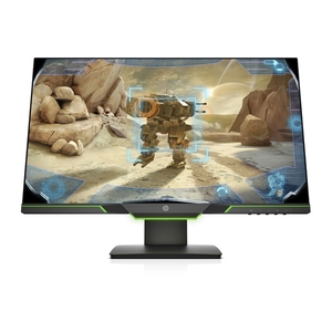 HP 25x - 62 cm (24,5 Zoll), LED, 144 Hz, 1 ms, AMD Freesync, Höhenverstellung, DisplayPort