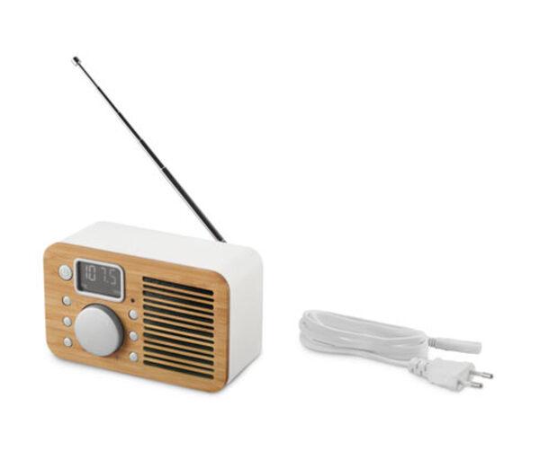 Kompaktradio »Bambus«