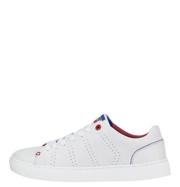Levi´s             Sneaker, Nappaleder, abgesetzte Nähte