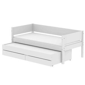 Flexa Funktionsbett   White 90 x 200 cm