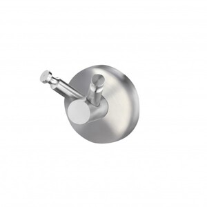 TrendLine Multifunktionshaken Simple Round ,  Edelstahl, Farbe: chrom