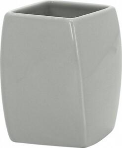 TrendLine Zahnputzbecher Aria ,  grau