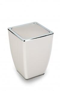 TrendLine Kosmetikeimer Cube ,  beige, 5 l