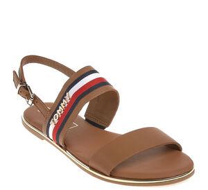 Tommy Hilfiger Sandalette - FLAT SANDAl