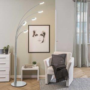 Fischer LED-Stehlampe   Nancy