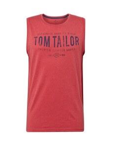 TOM TAILOR - Tanktop mit Logo-Druck