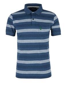 s. Oliver - Poloshirt im Streifendesign