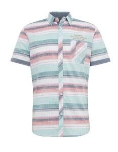 TOM TAILOR - Kurzarm-Hemd im trendigen Design