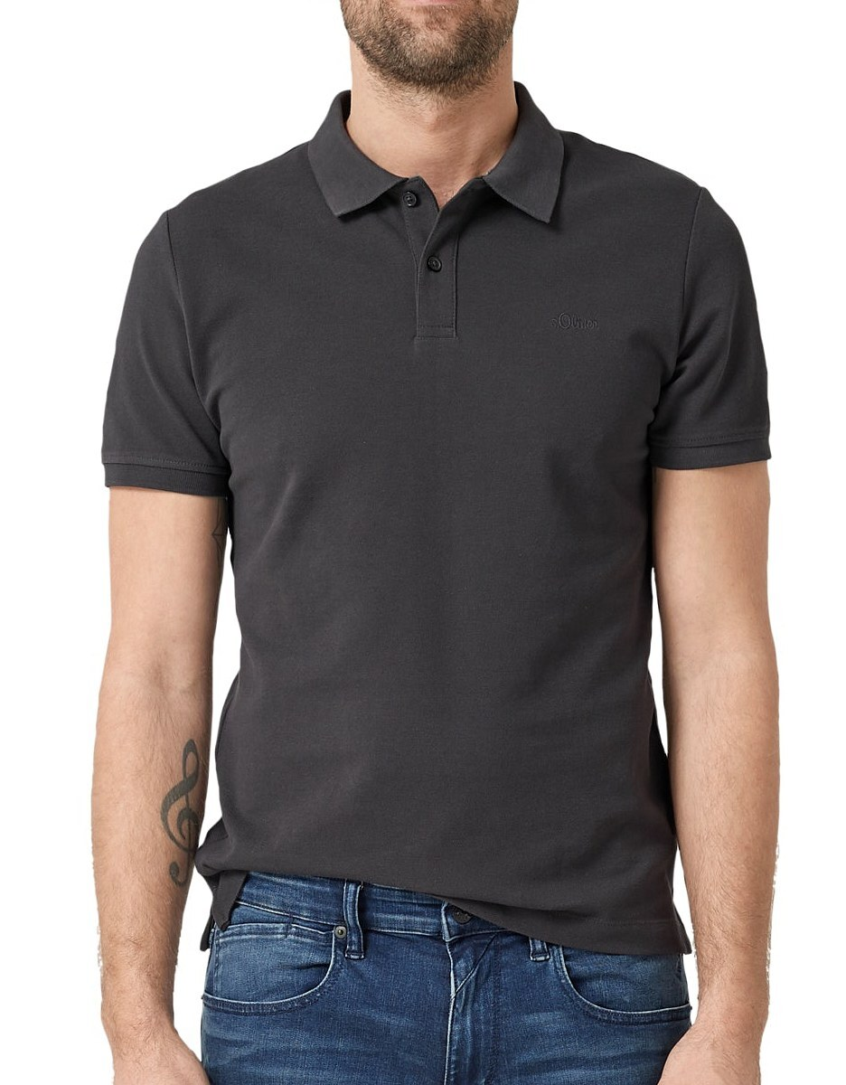 Bild 2 von s. Oliver - Basic Polo-Shirt
