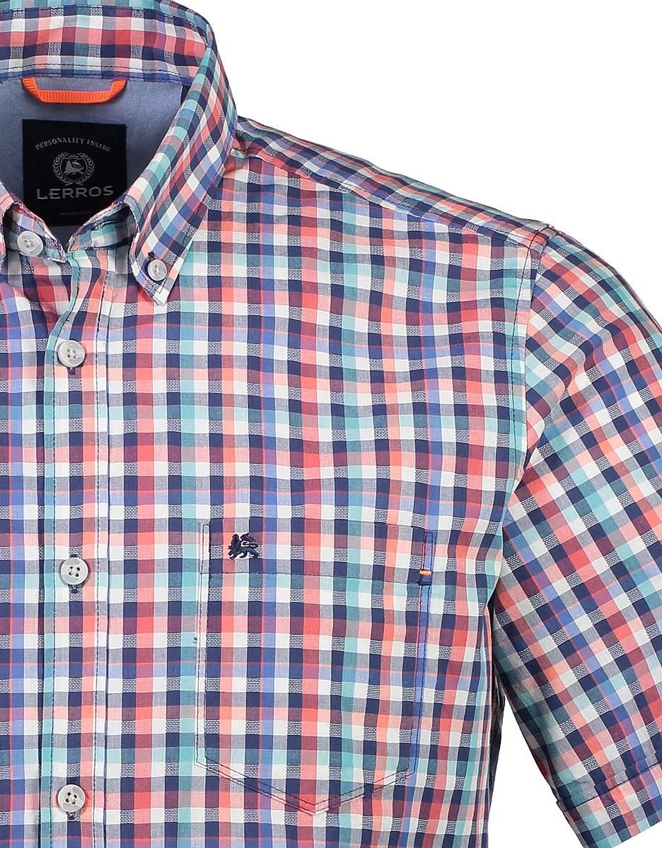 Bild 3 von Lerros - Kariertes Kurzarmhemd