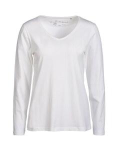 Via Cortesa - Basic-Shirt aus Baumwoll-Stretch-Qualität