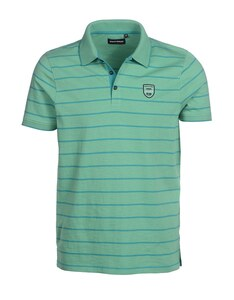 Bernd Berger - Polo-Shirt mit feinen Streifen