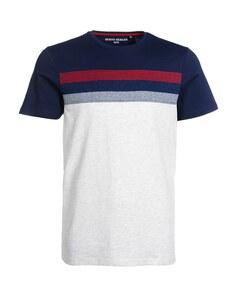 Bernd Berger - T-Shirt gemustert
