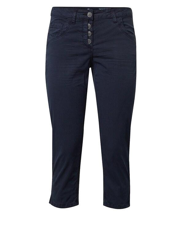 TOM TAILOR - 3/4 Jeans mit Knopfleiste