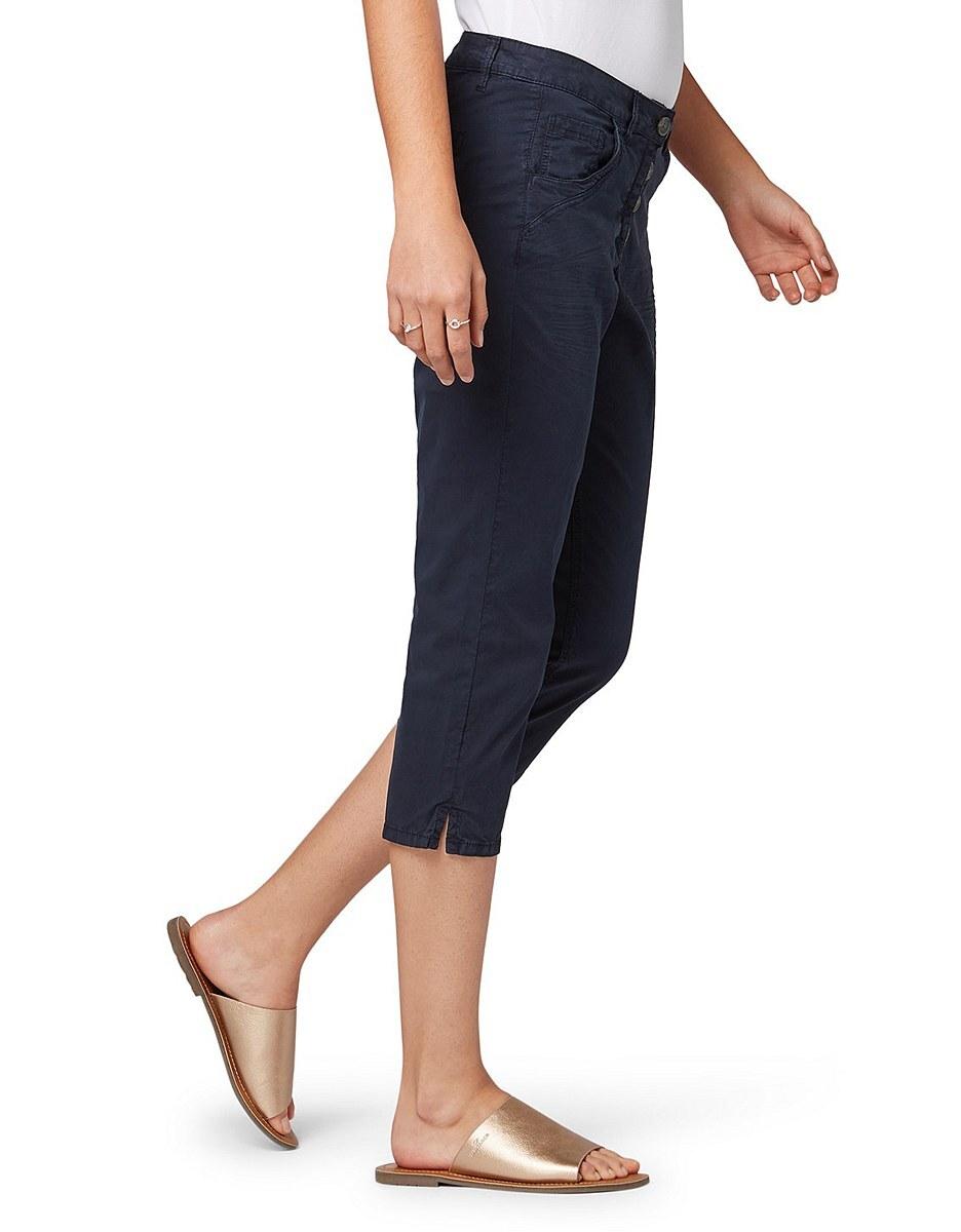 Bild 3 von TOM TAILOR - 3/4 Jeans mit Knopfleiste