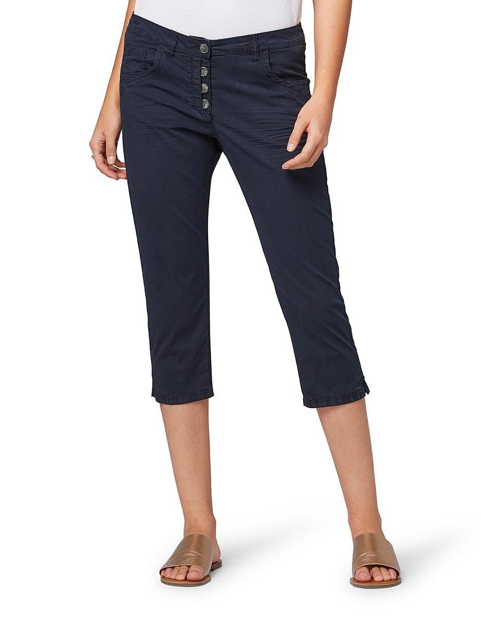 Bild 5 von TOM TAILOR - 3/4 Jeans mit Knopfleiste