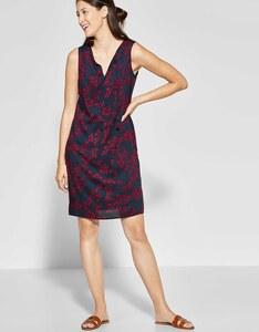 Street One - Kleid mit floralem Print