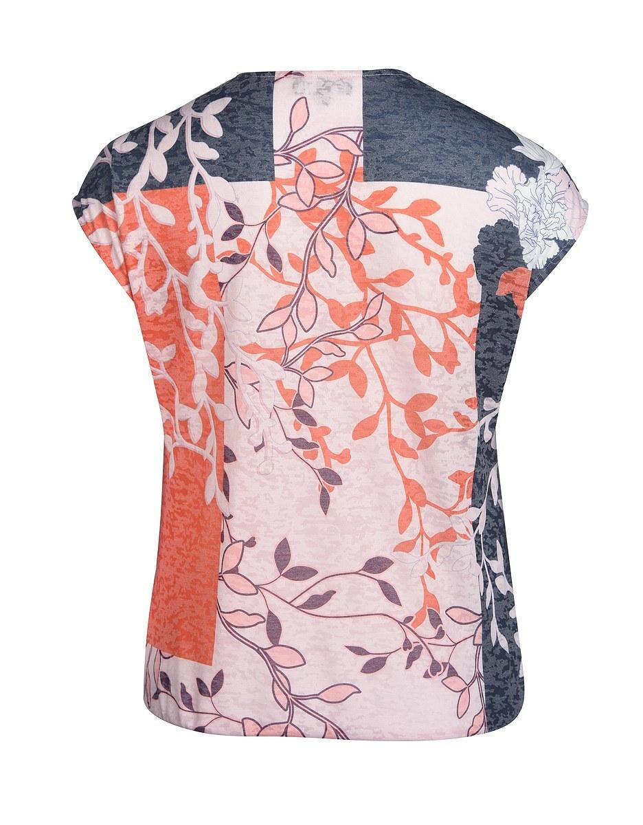 Bild 2 von Bexleys woman - Farbbrilliantes Shirt mit Rundhals