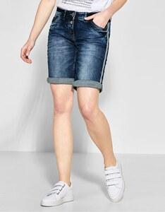 CECIL - Scarlett Shorts mit Galonstreifen