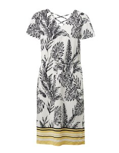 TOM TAILOR - Kleid mit ganzflächigem Print