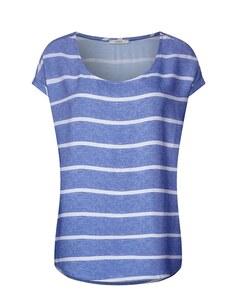 CECIL - Melange Streifen Bluse