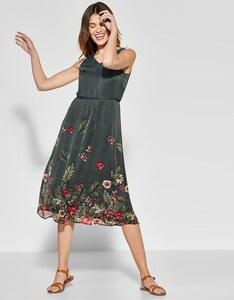 Street One - Maxi-Kleid im floralen Design