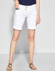 CECIL - Weiße Shorts Scarlett