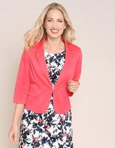 Bexleys woman - Kleiderjacke aus Baumwollstretch