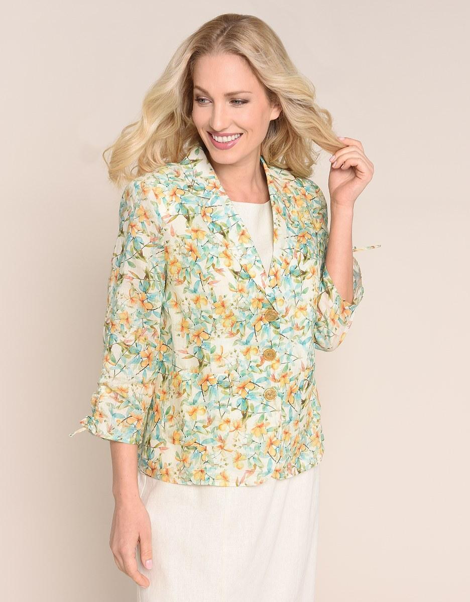 Bild 1 von Bexleys woman - Kleiderjacke aus Ramie