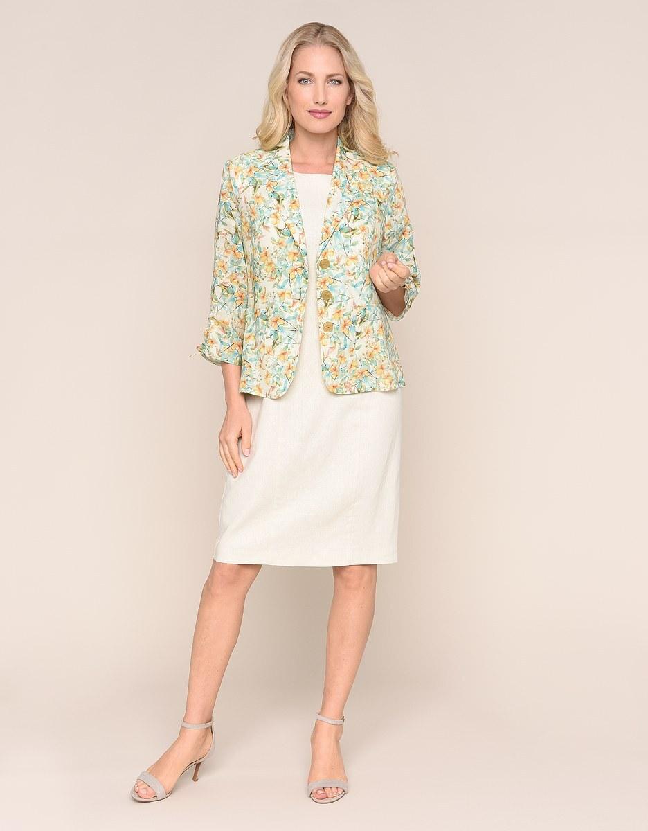 Bild 2 von Bexleys woman - Kleiderjacke aus Ramie