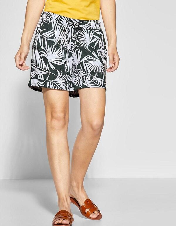Street One - Beach Shorts mit coolem Print