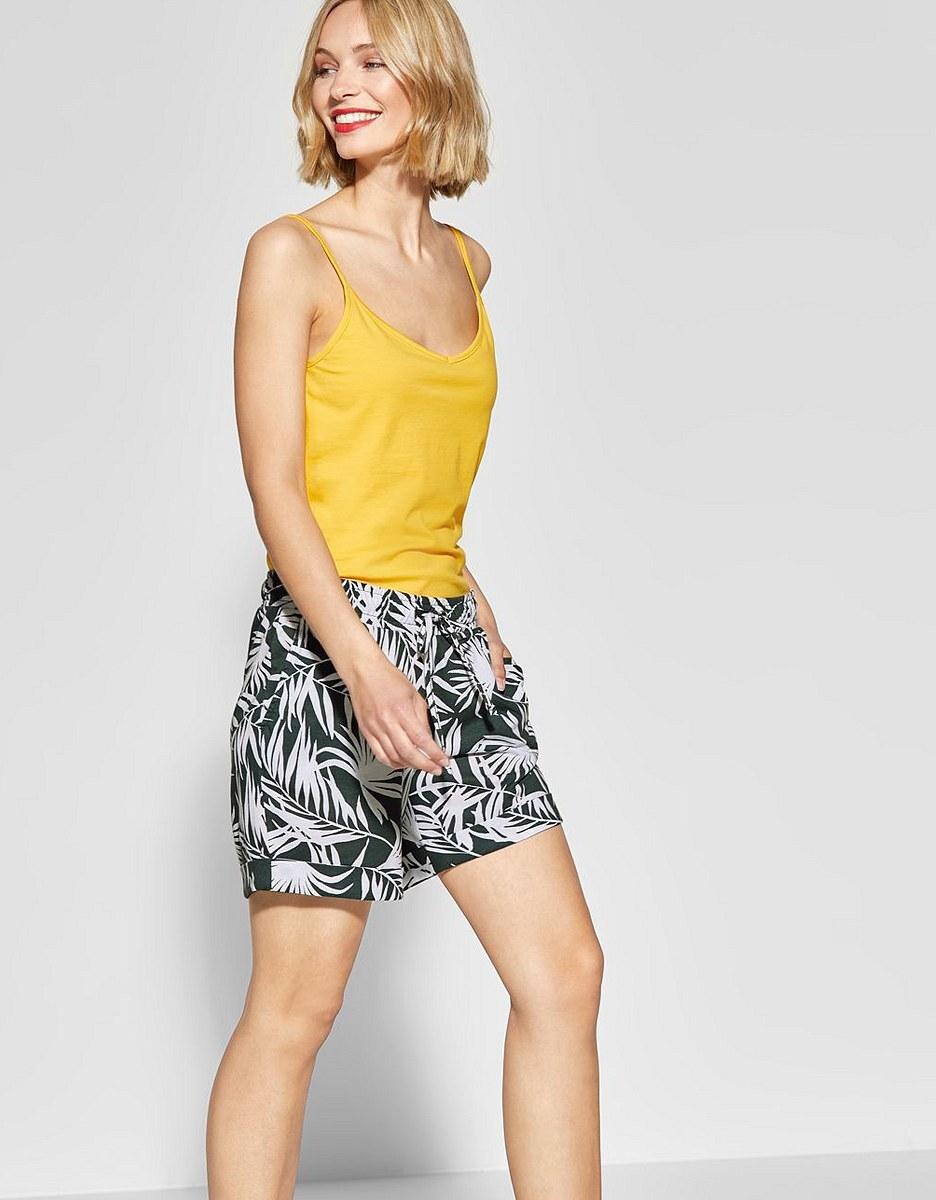 Bild 3 von Street One - Beach Shorts mit coolem Print