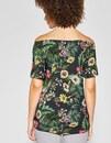 Bild 2 von Street One - Carmen Shirt mit Blumenprint