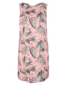 s. Oliver - Sommerliches Kleid aus Leinen