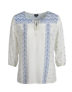 Bexleys woman - bedruckte Bluse