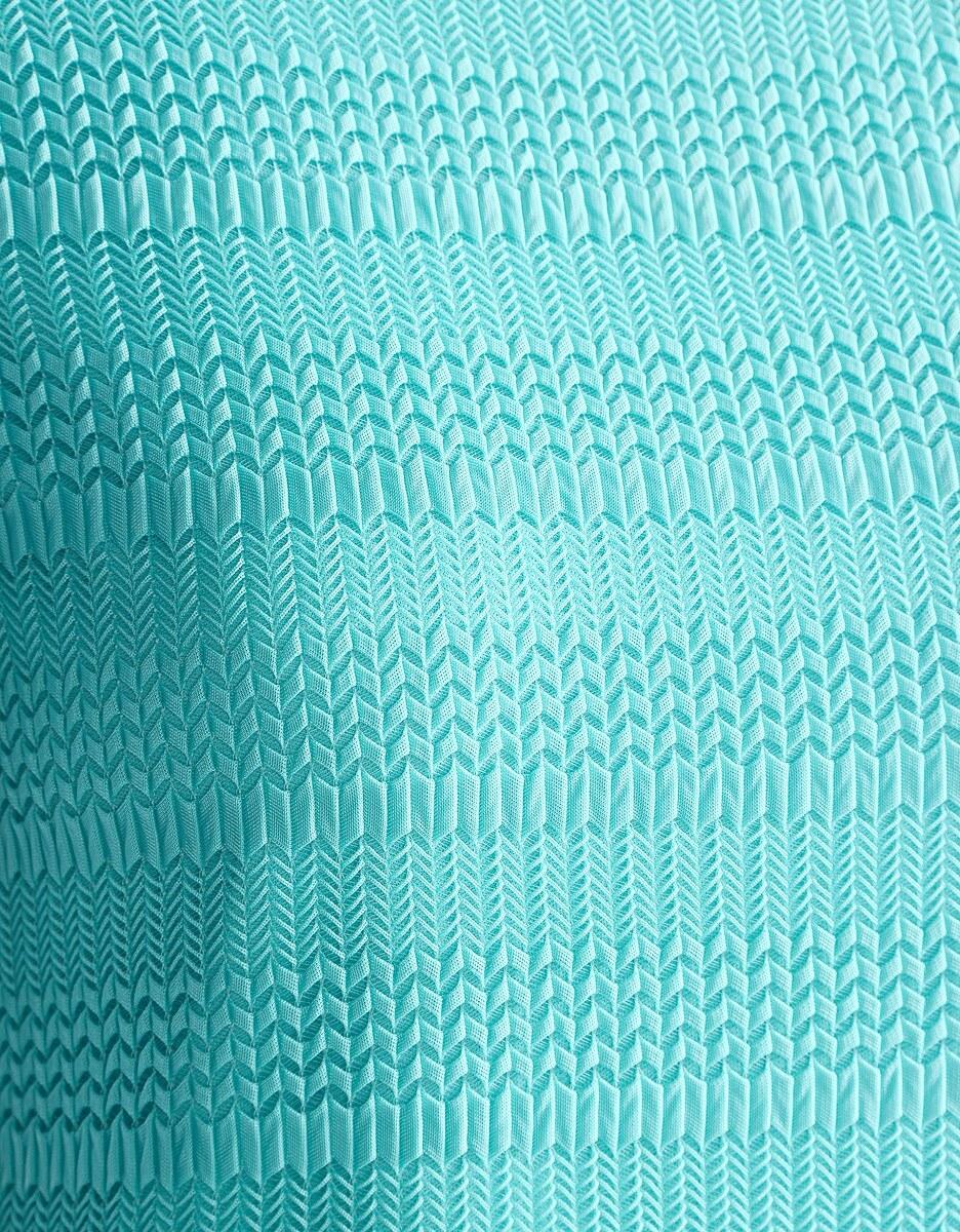 Bild 5 von Malva - 2-teiliges Kleid in Mesh-Qualität