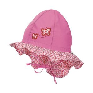 Schirmmütze mit Nackenschutz Schmetterling