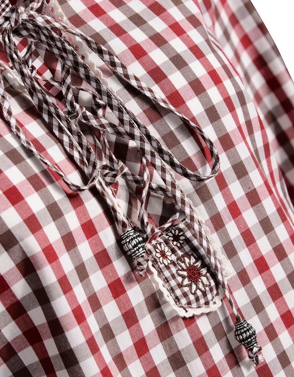 Bild 3 von Alphorn - Trachten Schlupfbluse