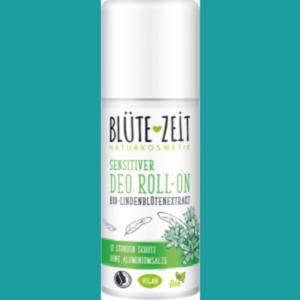 Blütezeit Naturkosmetik Sensitiver Deo Roll-On