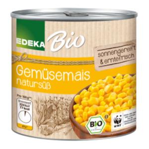 EDEKA Bio Gemüsemais