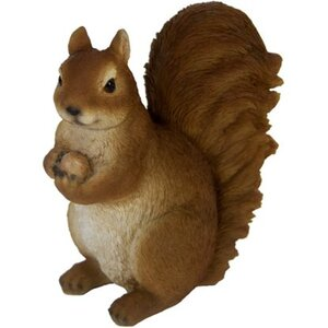 Deko-Figur Eichhörnchen 19 cm