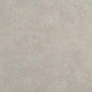 Feinsteinzeug Alphastone Grau glasiert matt 60 cm x 60 cm