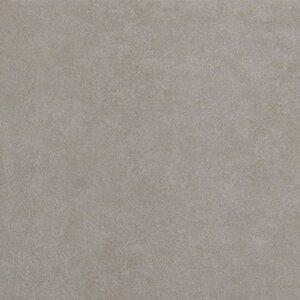 Feinsteinzeug Alphastone Dunkelgrau glasiert matt 60 cm x 60 cm