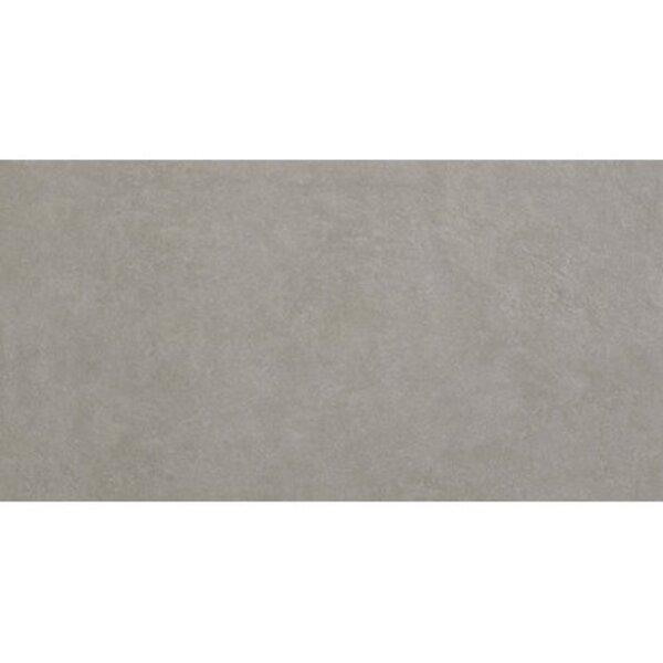 Feinsteinzeug Alphastone Dunkelgrau glasiert matt 30,5 cm x 60,5 cm