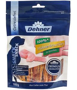 Dehner Premium Hundesnack Hühnerbrust Streifen