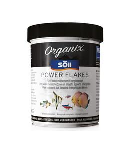 Söll Organix Power Flakes, Fischfutter
