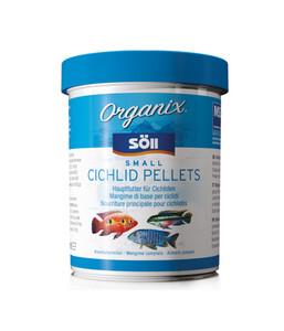 Söll Organix Cichlid Small Pellets, Fischfutter