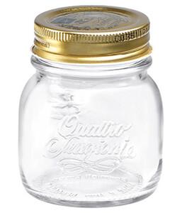 Schraubglas Quattro Stagioni, 150 ml