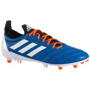 Rugby-Schuhe Malice FG Erwachsene blau/orange